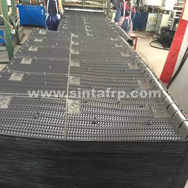 CrossFlow BAC Cooling Tower Fill