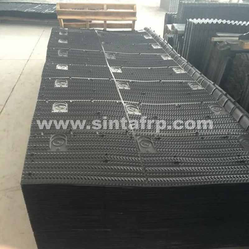 CrossFlow EAC Cooling Tower Film fill