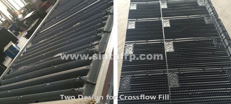 CrossFlow EAC Cooling Tower Fill