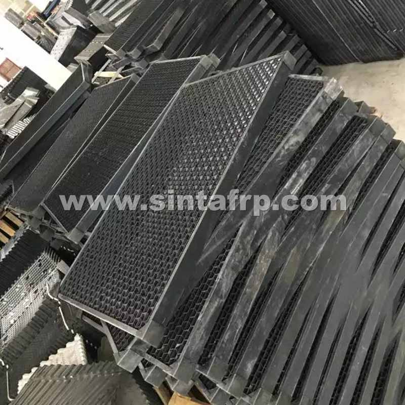 COOLING TOWER AIR INLET LOUVER Panels