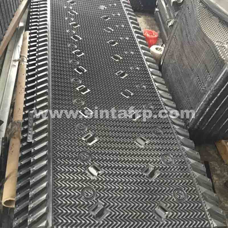 Cross Flow Marley MX75 Cooling Tower Film fill