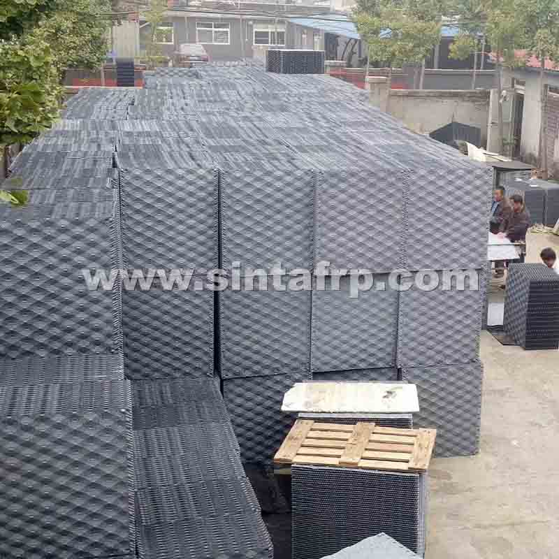 Spindle Cooling Tower Film Fill-SINTAFRP (2)