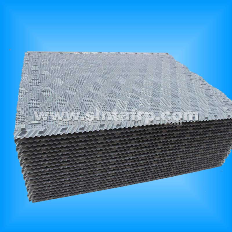 1000*1000/850*1000 Spindle Cooling Tower Fill