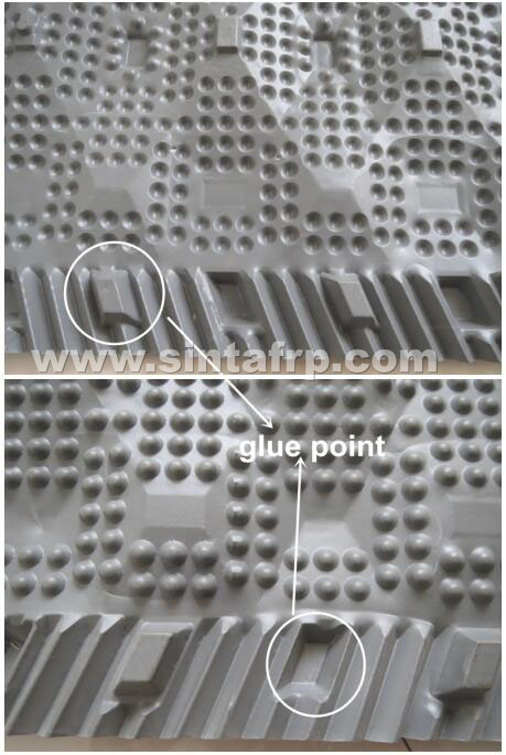 NIHON SPINDLE COOLING TOWER FILL