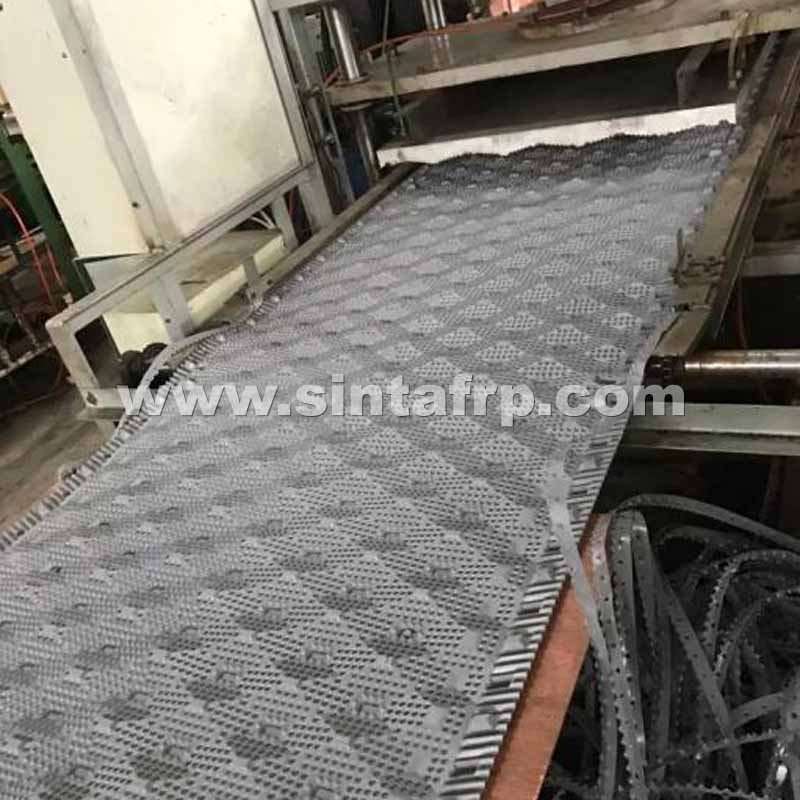 Spindle Cooling Tower Fill Media-SINTAFRP