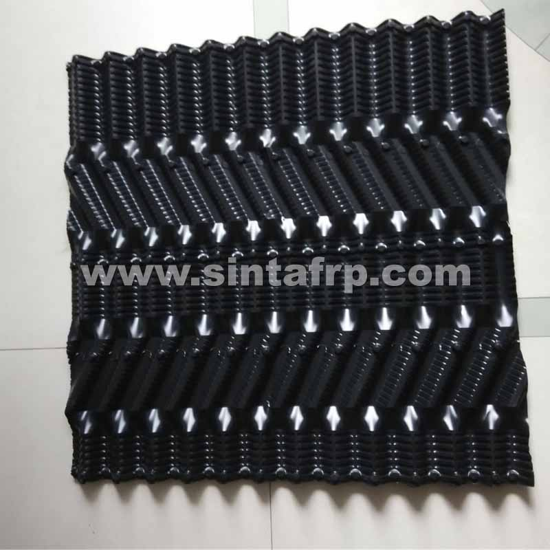 OF21MA OFFSET-FLUTED COOLING TOWER FILM FILL