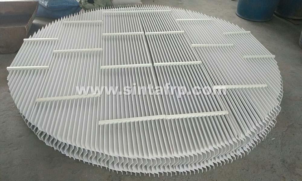 Light Weight Cooling Tower Demister Drift Mist Eliminator