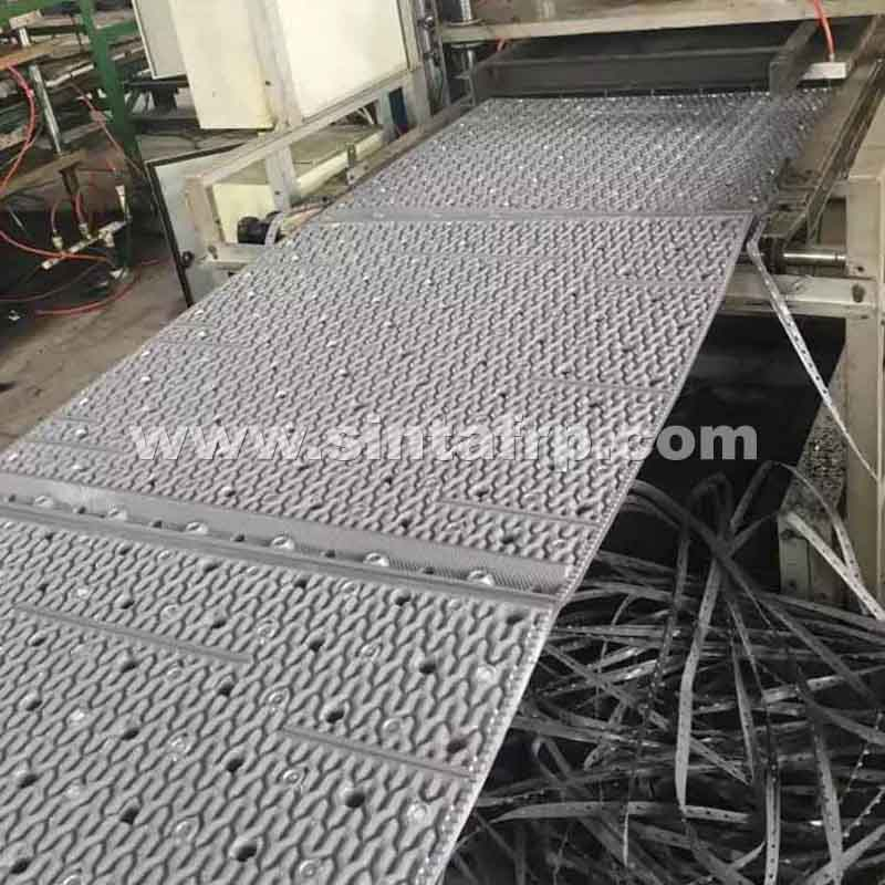 950*950 ST NEW PVC Cooling Tower Fillings