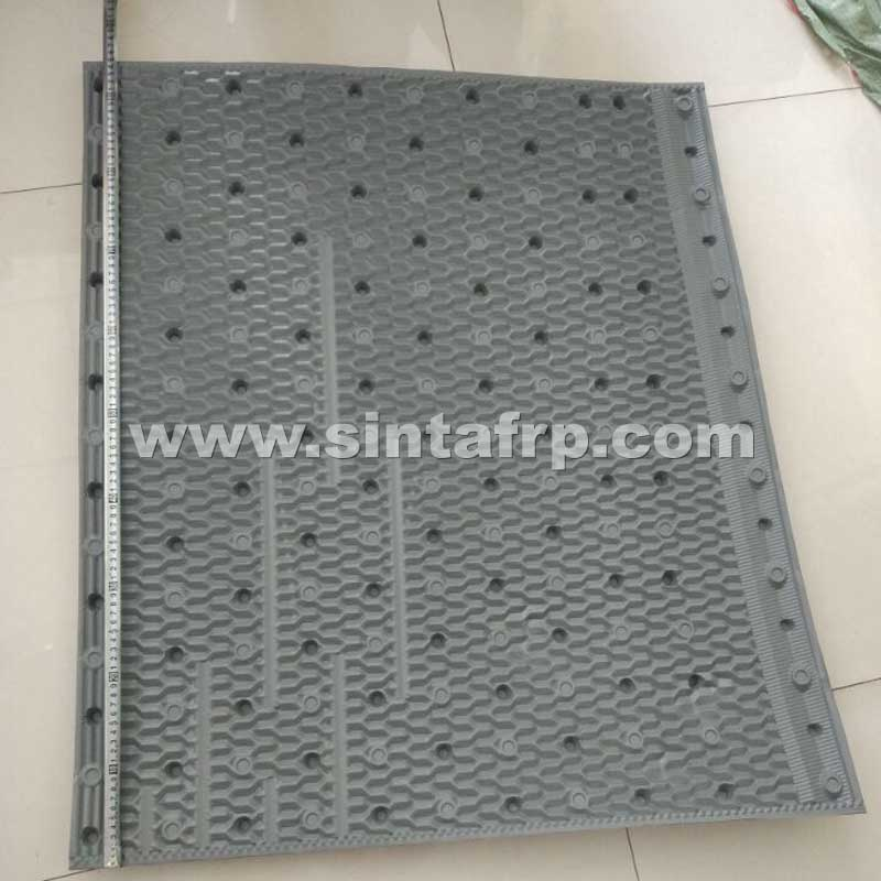 shinwa cooling tower fill replacement