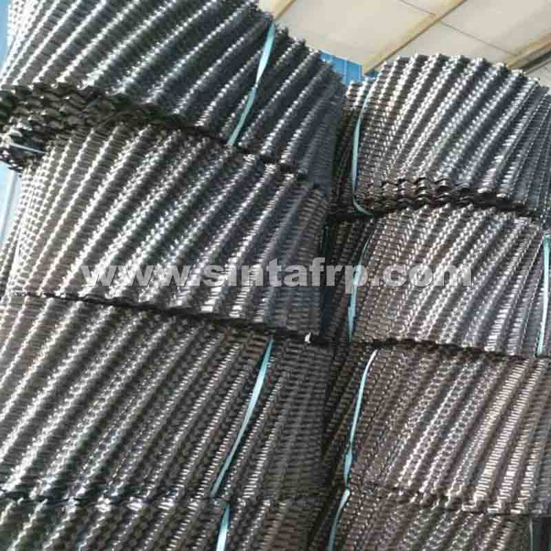Round Roll CounterFlow Cooling Tower Filling material