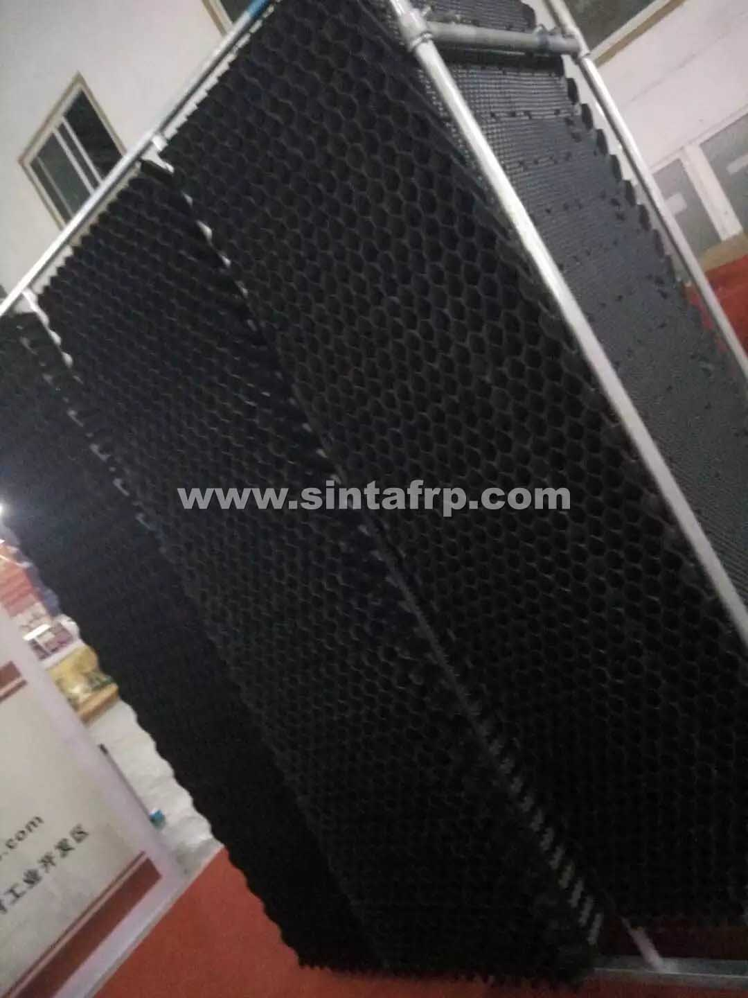 Good Quality W800mm Cooling Tower Fill Media