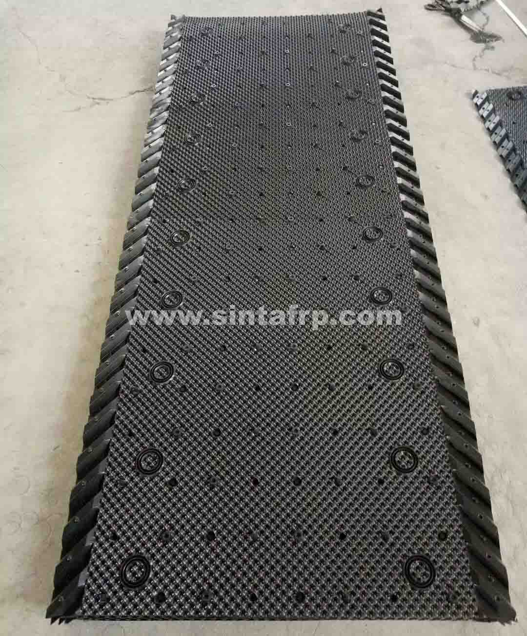 Good Quality W800mm Cooling Tower Film Fill