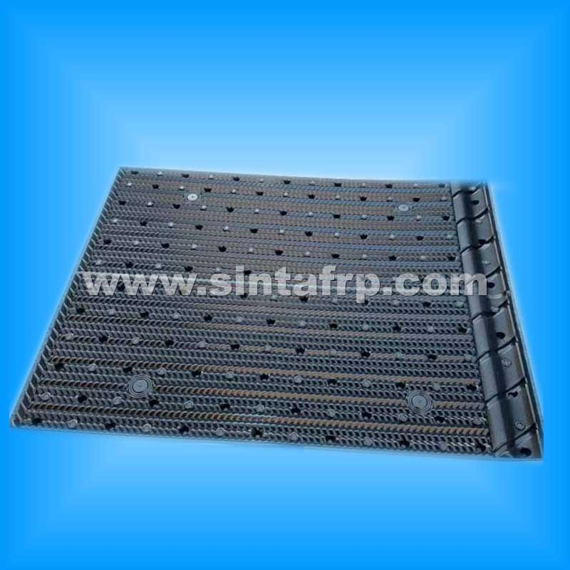 1300*1000mm New Design PVC Cooling Tower Fill