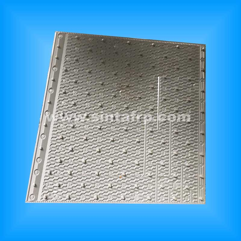 """SUPPLY PVC FILLS FOR """"SW"""" COOLING TOWER (MODEL NO: SDC-U300ASM)"""