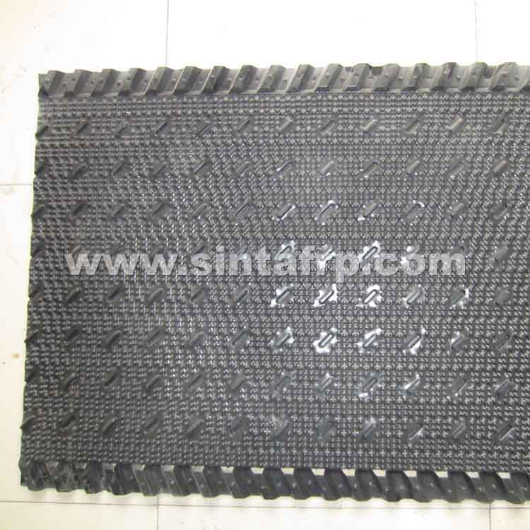 Cooling Tower PVC Fill with Integrate Drift Eliminator