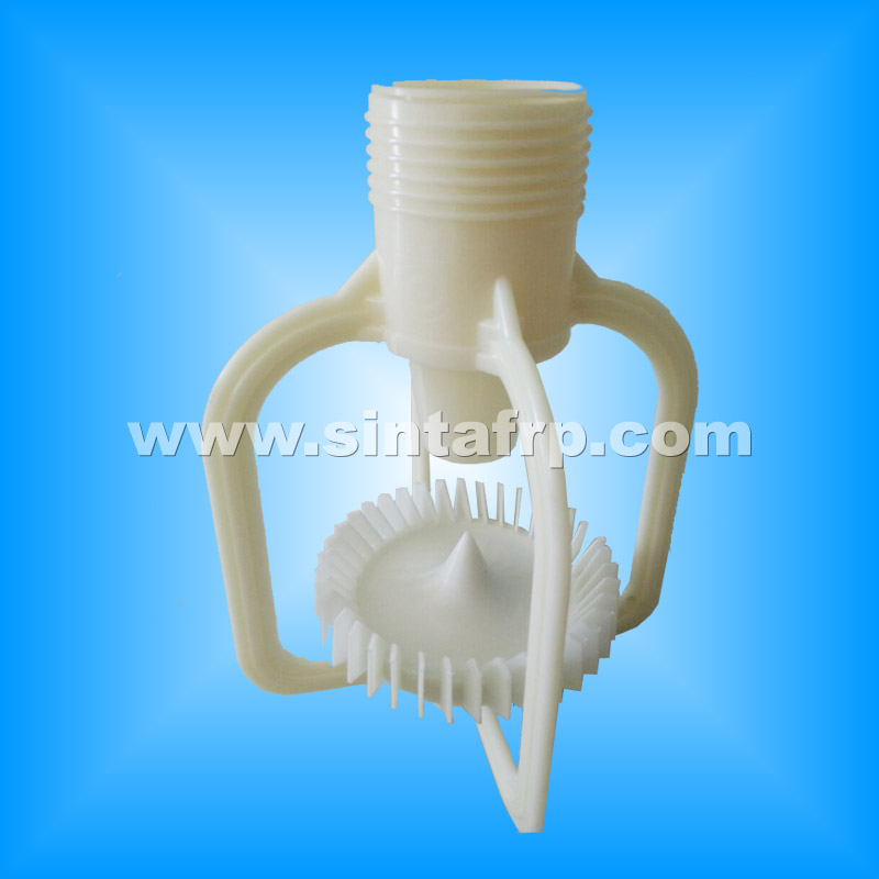 Industrial Cooling Tower Reflective Spray Nozzles