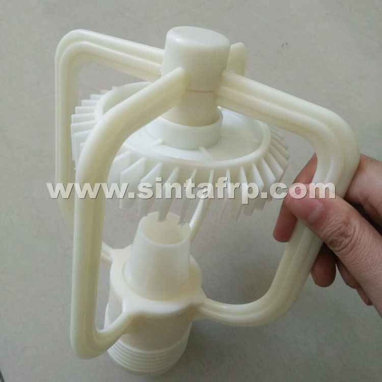 Industrial Cooling Tower Plastic Spray Nozzles-SINTAFRP (1)
