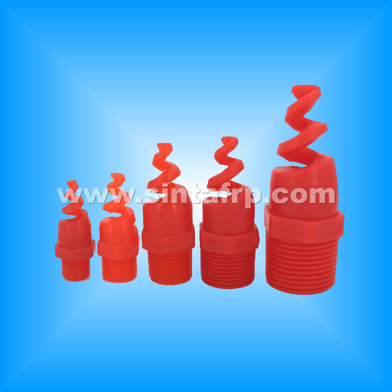 Anti-cloging Spiral Full Cone Spray Jet Water Nozzles