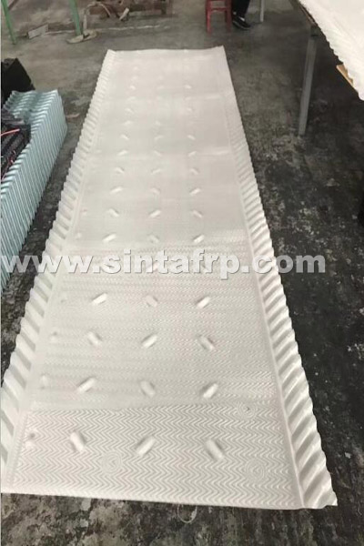 PP Material Water Cooling Tower Fill -Sintafrp