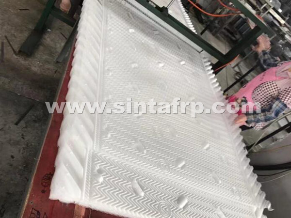 water cooling tower fill