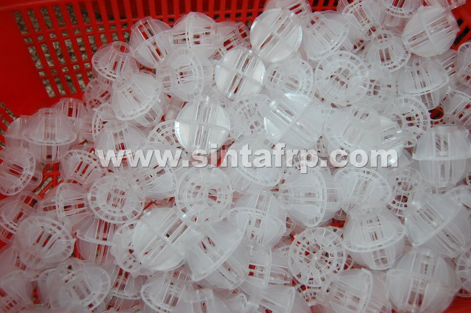 Polypropylene Plastic Bioball-SINTAFRP (3)