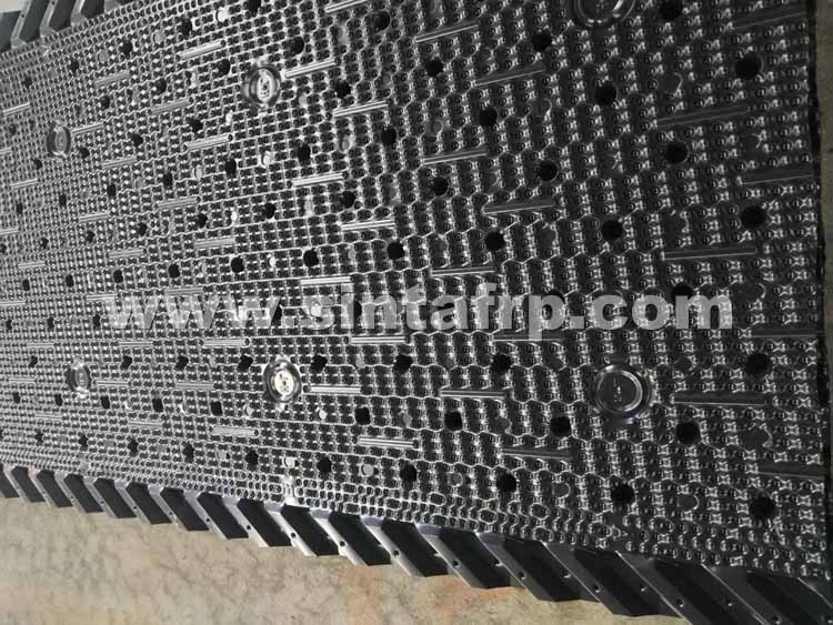 New Design Liang Chi Cooling Tower Filler With Drift Eliminators